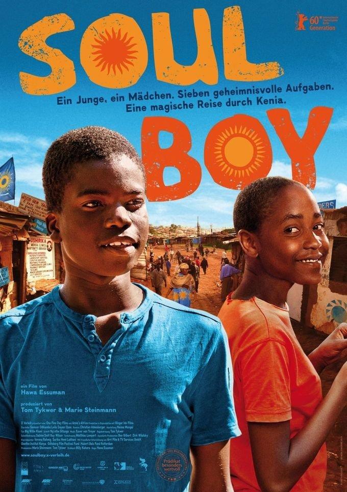 Soul boy Poster