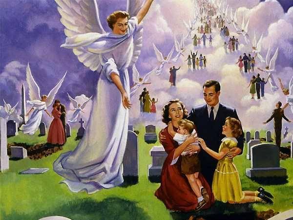 Le Jour de notre Résurrection : Quel moment Grandiose et de Joie pour ceux qui auront cru à Jésus ! 6a00e54f8ea81b8833014e88900ca2970d-800wi