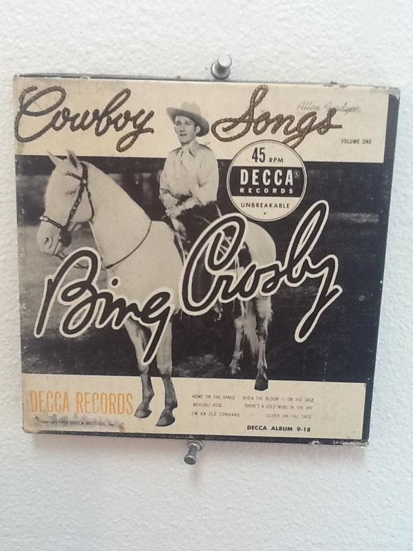 Crosby cowboy songs