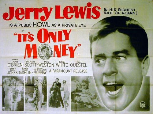 Great Only MOney poster