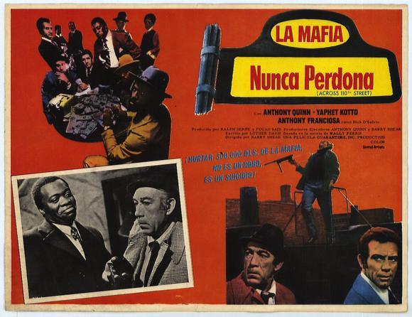 110th st italian poster