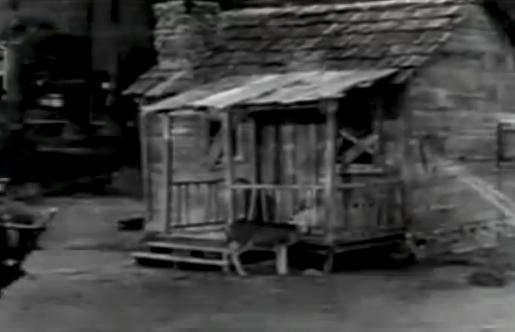 Beverly cabin