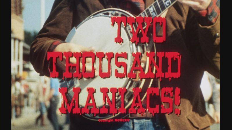 2k Maniacs title